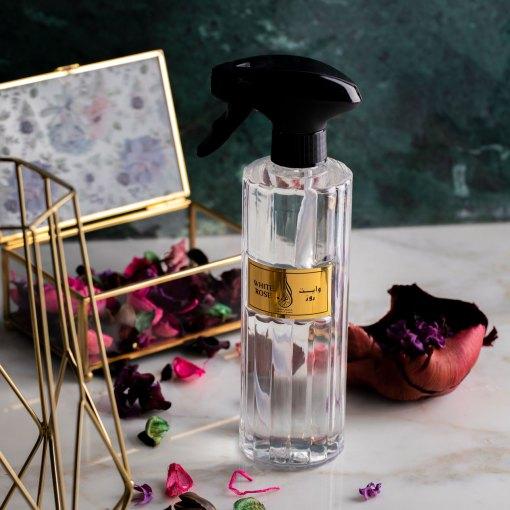 white rose air freshener