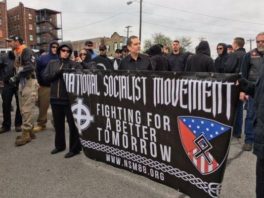 White Nationalism = Socialism