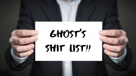 Are You A Troll on Ghost's Sh*t List?