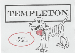 The Reason I've Been Gone? RIP Templeton…
