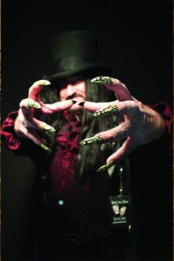Lord Chaz & Krewe: Dark Theatre Ghost & Vampire Tours