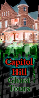 Capitol Hill Ghost Tours