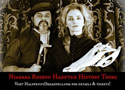 Halfpenny Dreadfuls Haunted History Tours