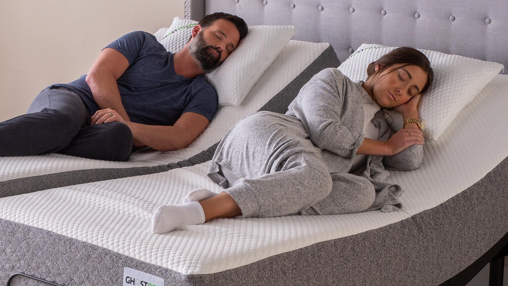9 benefits of sleeping elevated ghostbed