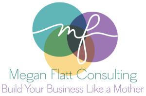 Megan Flatt LogoWithTagline