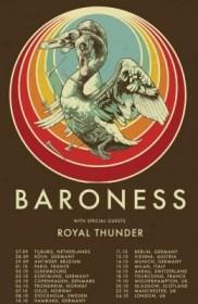 25Baroness_Europe_2013_Tour
