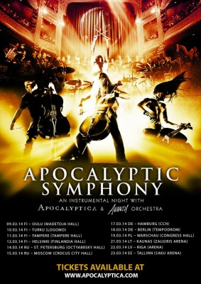 apocalyptic symphony poster
