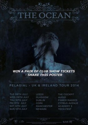 the ocean uk tour 2014