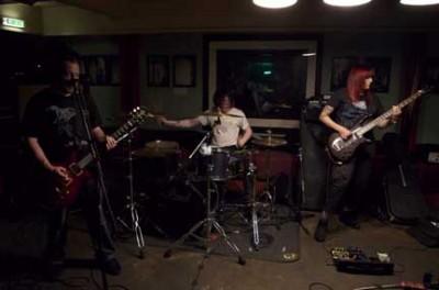 Bastard of the Skies live review-full band shot (BotS)