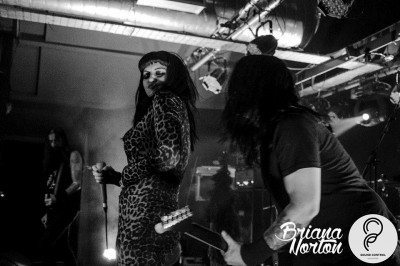 Tairrie B with My Ruin, photo by Brianna Norton