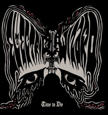 electric wizard album cover time to die