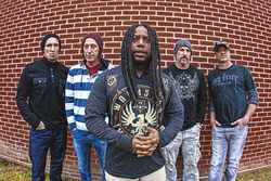 Sevendust 2014 Press Picture