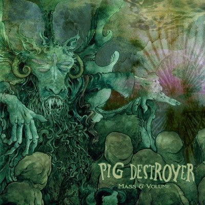 Pig Destroyer EP album cover
