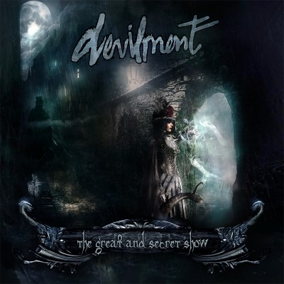Devilment - The Great And Secret Show - Artwork