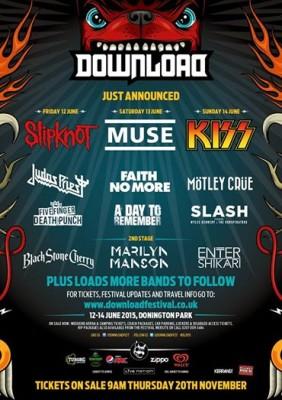 Download Festival 2015 Complete