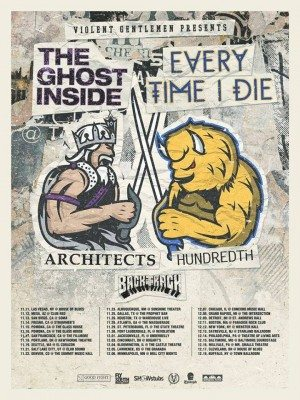 every time i die tour poster