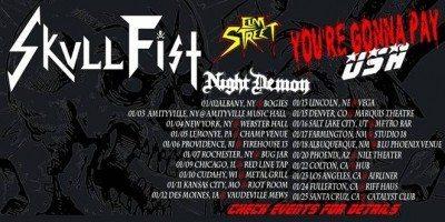 night demon tour