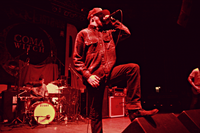 Matt Honeycutt of Kublai Khan. Photo By Keith Chachkes.