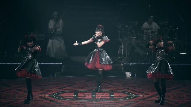 Babymetal Releasing Trailer For Upcoming Live DVD | Ghost Cult ...