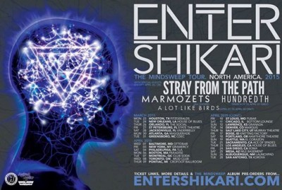 enter shikari the mindsweep tour