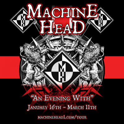 machine head an evening with
