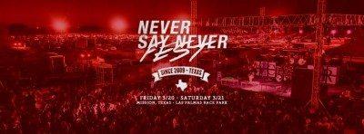 never say never fest 2015