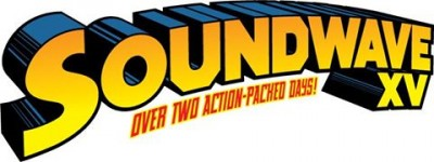soundwave xv over two action packed days