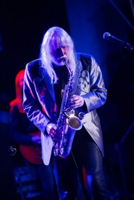 Edgar Winter. Photo Credit: Tiffany Rose.
