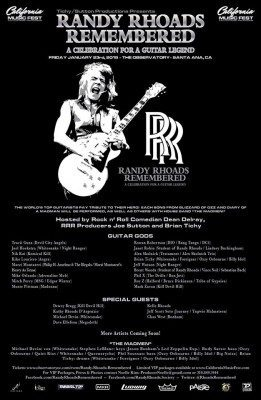 randy rhoads remembered