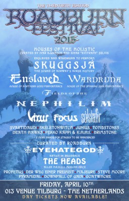 roadburn 2015 friday apr 10