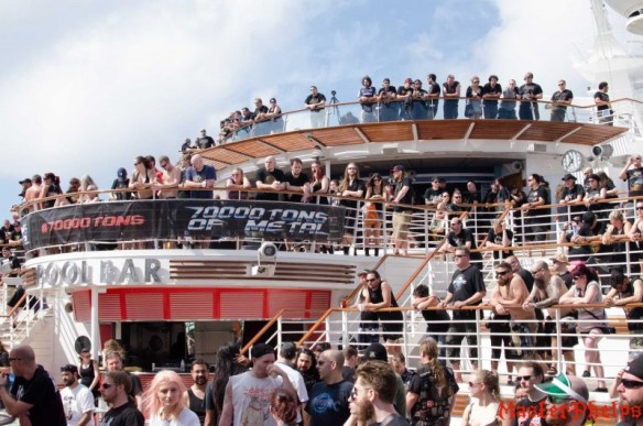 70000 Tons of Metal Cruise 2015, by MasterPhelps Photography