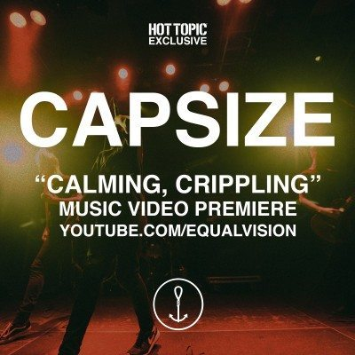 Capsize Calming, Crippling music video final