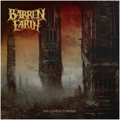 barren earth on lonely towers