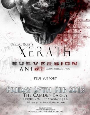 subversion xerath tpur poster
