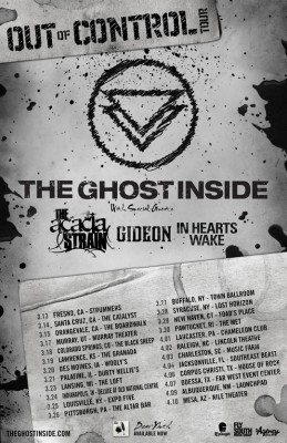 the ghost inside acacia strain gideon in hearts wake
