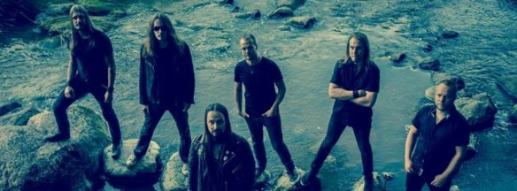 Amorphis. Photo Credit: Ville Juurikkala