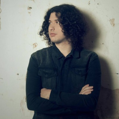 Ilan Rubin of The New Regime. Photo Credit: Tamar Levine