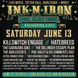 ink n iron 2015 saturday lineup