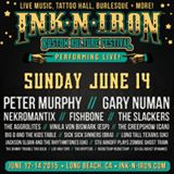 ink n iron 2015 sunday lineup