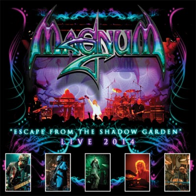 magnum escape from the shadow garden live 2014
