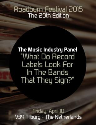 roadburn festival music industry panel