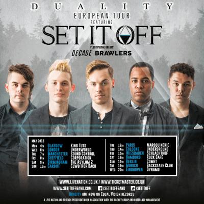 set it off euro tour