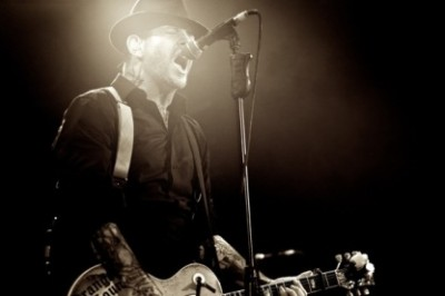 Mike Ness of Social Distortion.