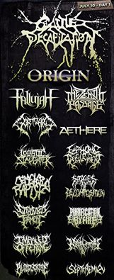 bay area death fest