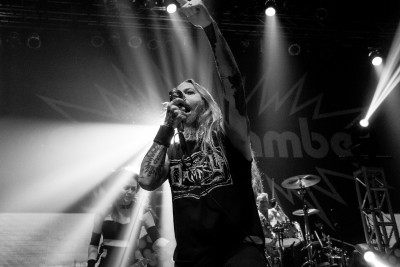 Coal Chamber, Photo by Meg Loyal Photography