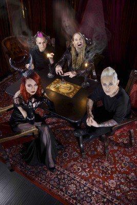 coal chamber band 2015