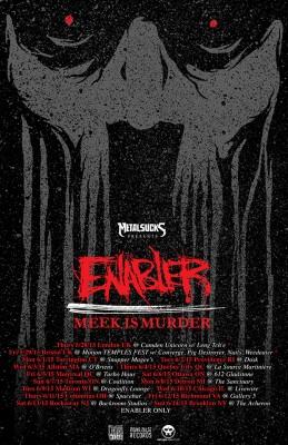 enabler meek is murder tour