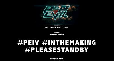 pop evil making of part 1