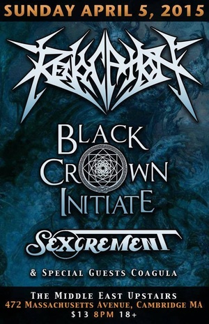 revocation at the mid east nite club