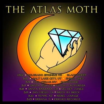 the atlas moth may tour